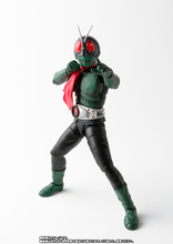 100% oryginalny BANDAI Tamashii narodów S. h. figuarts (SHF) ekskluzywne figurka zamaskowany Kamen Rider 1 SAKURAJIMA ver.