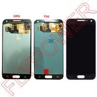 Đối Với Samsung Galaxy E5 E500 E5000 E500F E500H E500M LCD màn hình Hiển Thị và Touch Panel Màn Hình Digitizer Hội Xanh Trắng vàng