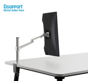 Image 4 - Height Adjustable within 32 inch LCD LED Monitor Holder Arm Bracket 360 Degree Rotatable Computer Monitor holder Stand OL 1