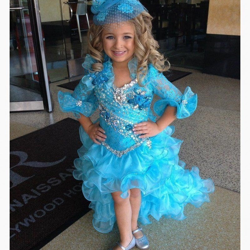 Popular Pageant Girl Dress-Buy Cheap Pageant Girl Dress Lots From China -2134