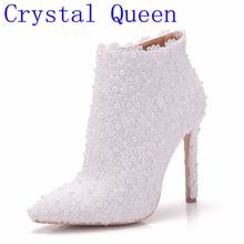 3d2b148b6f High Quality White Wedding Boots-Buy Cheap White Wedding Boots lots ...