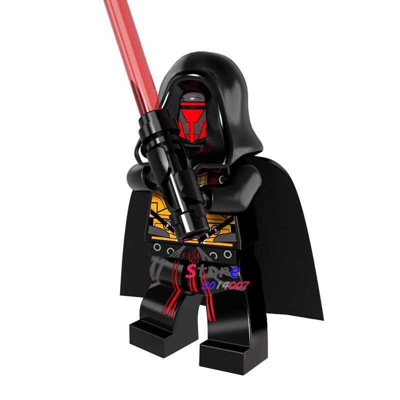 Único O Grande Inquisidor Ewok Darth Corvo modelos blocos de construção de tijolos brinquedos para as crianças kits