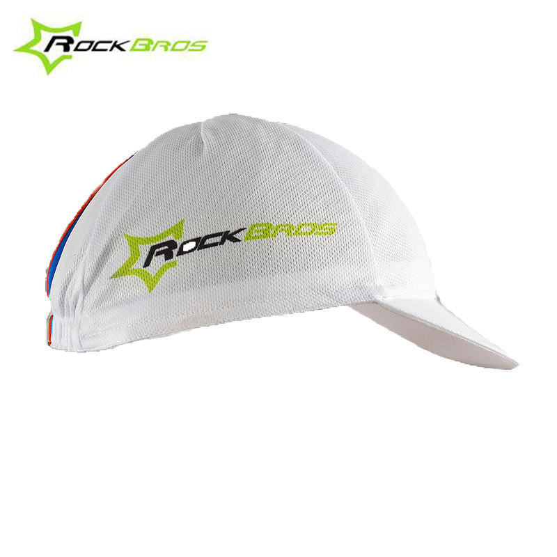 ROCKBROS Headband Cycling Cap Outdoor Sports Prevented Bask In The Sun Hat Road Bike Bicycle Hat 7 Color Polyester RK0014