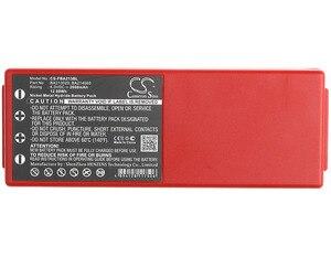 Cameron Sino 2000mAh Battery 005-01-00466, BA213020, BA214060, BA214061 for HBC Radiomatic Spectrum 2, Radiomatic Spectrum 3(China)