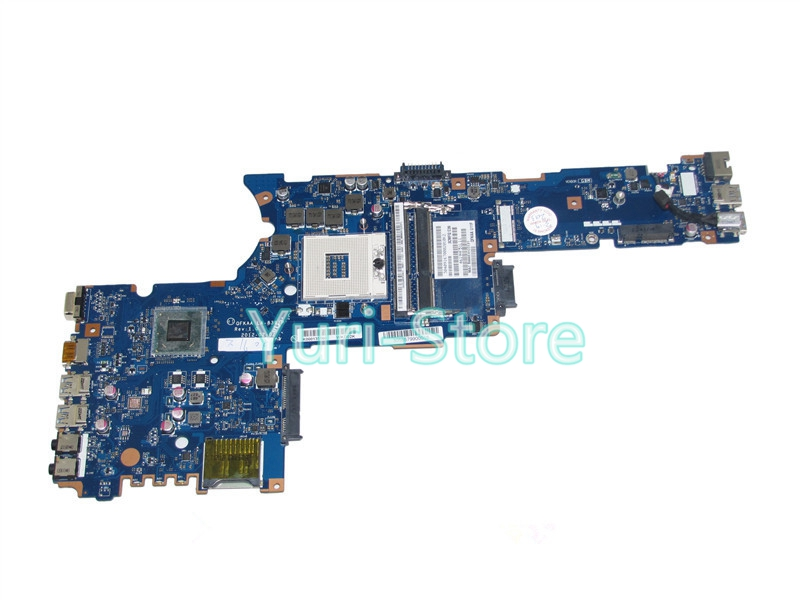 NOKOTION Laptop Motherboard QFKAA LA-8392P For Toshiba Satellite P850 P855 New K000135160 MAIN BOARD DDR3 HD4000 100% tested nokotion genuine h000064160 main board for toshiba satellite nb15 nb15t laptop motherboard n2810 cpu ddr3