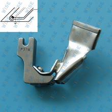 Piping Folder Attaching Foot for Single Needle sewing machine #A20 (20mm)