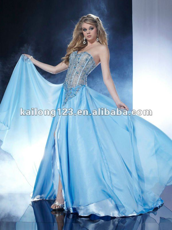 Aliexpress.com : Buy Charming Sweetheart Full Court A line Arctic ...
