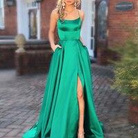 2018 New Fashion Summer Women Stylish Elegant Long Maxi Dress Female Sexy Strappy Backless Thigh Split Party Dress