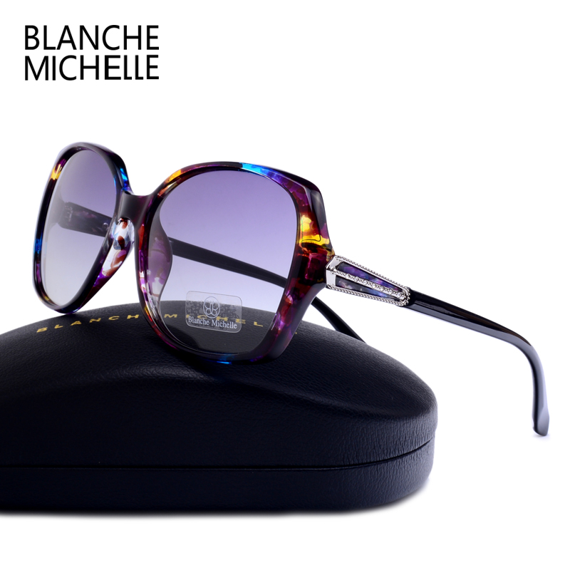 Blanche Michelle 2018 High quality Square Polarized s
