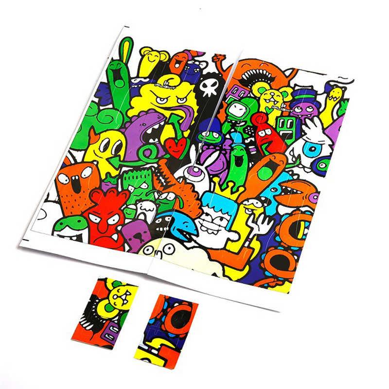 IFlight кадров Комплект запасных частей Цвет аниме стикер с рисунком из мультфильма для iX5/XL5 V3 кадров Комплект