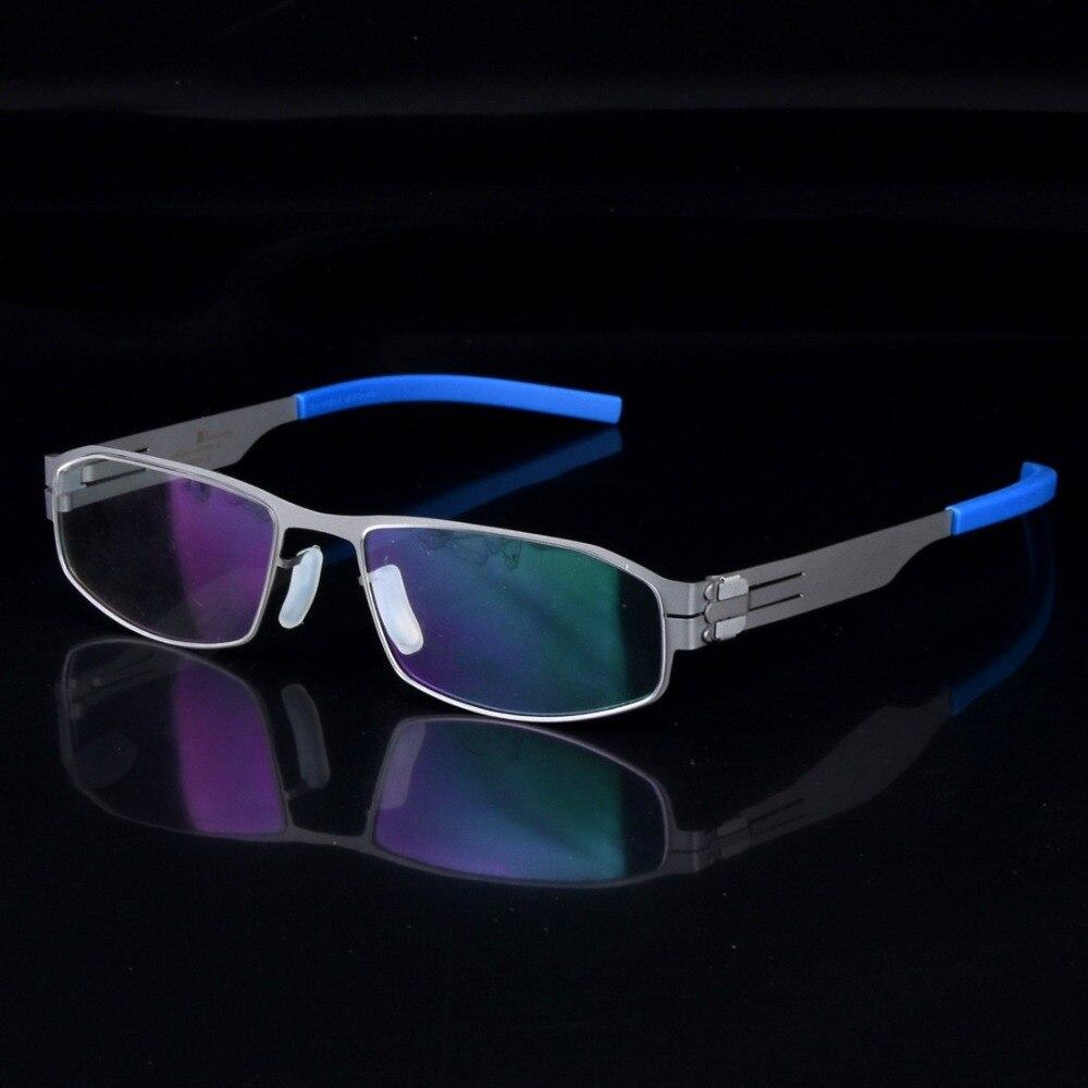 240d78fb3 الإبداعية شخصية نظارات إطار للرجال والنساء وصفة النظارات البصرية مع القضية  الأصلية oculos دي grauey