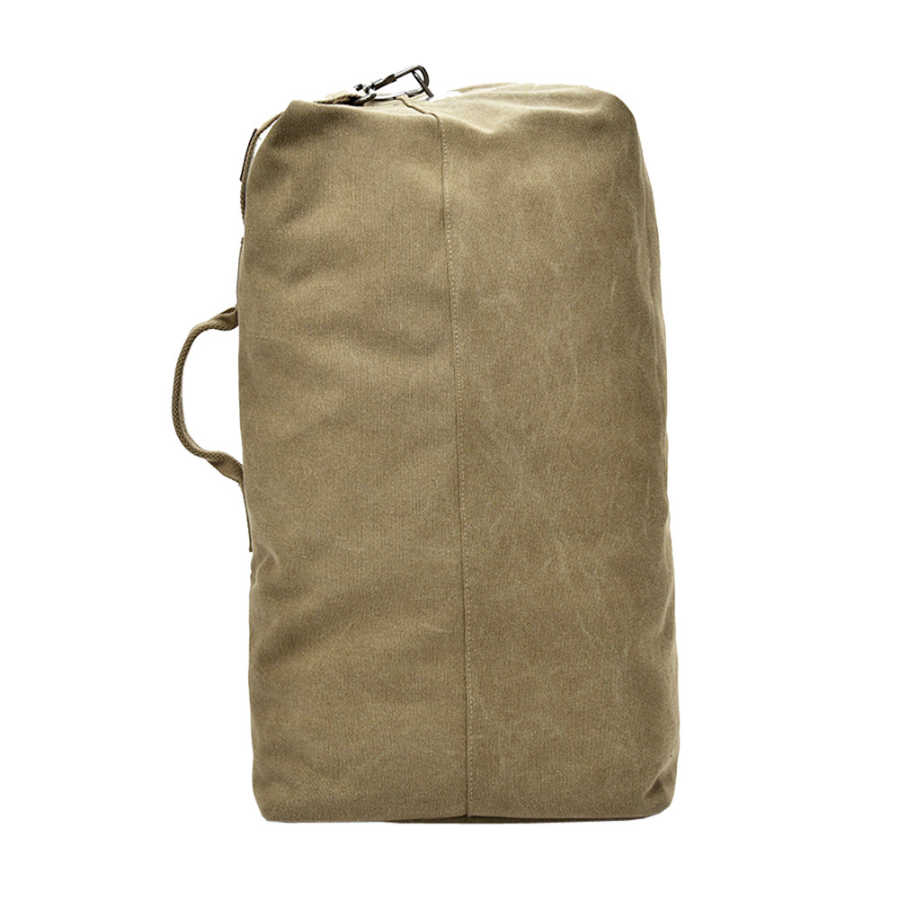 OCARDIAN Backpack Male Large Capacity Backpack Vintage Neutral Outdoor Travel Canvas Backpack High Drop Shipping        A0928#25
