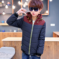 TG6305  Cheap wholesale 2016 new Young male thin coat cotton-padded jacket man winter jacket han edition tide