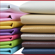 50x140cm Faux Pu Tela de Cuero cuero ecológico Material de muebles Automotive Napa cuero de vinilo polipiel silla tapicería tela