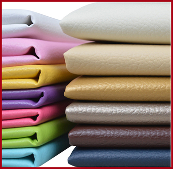 50x140cm Faux Pu Leather Fabric Eco Leather Furniture Material Automotive Napa Vinyl Leather Leatherette Chair Upholstery Fabric