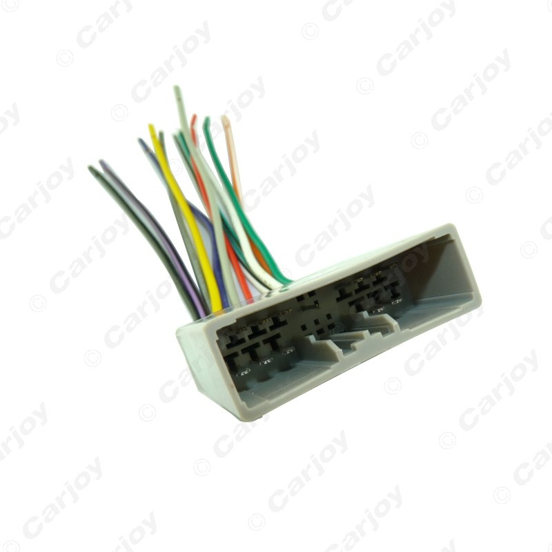 online get cheap acura wiring harness aliexpress com alibaba group 10pcs car cd player radio audio stereo wiring harness adapter plug for honda 06 08