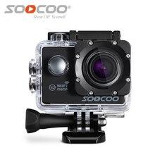 Действий камеры deportiva Оригинальный SOOCOO C10S Wi-Fi Full HD 1080 P водонепроницаемый 30 м 2.0 ЖК 170D go sport pro камера
