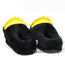 Naruto Plush Slippers Winter Indoor Warm Shoes