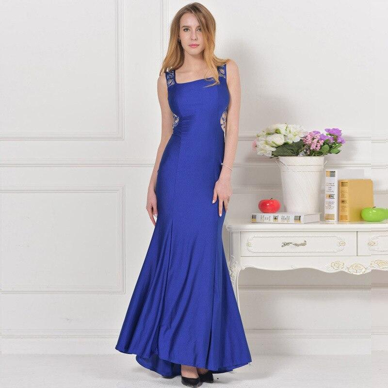 Vestidos de fiesta dress direct selling solide gerade spitze büro hohe qualität...