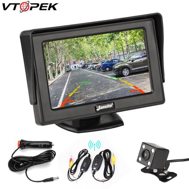 Car Monitor 4.3