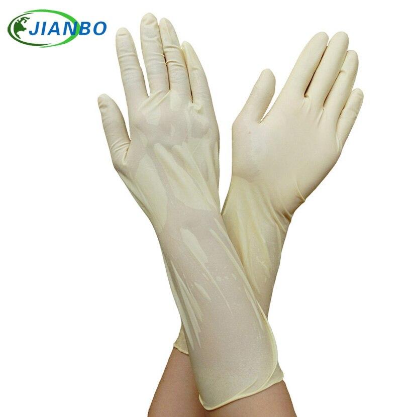 промышленные резиновые перчатки