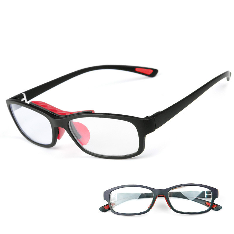 0d31ba5b041 Cubojue Prescription Sports Glasses Men TR90 Spectacles Basketball Football  Driving Photochromic Progressive Multifocal UV400