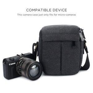 Image 5 - 캔버스 카메라 가방 케이스 커버 올림푸스 OM D E M10 E M5 마크 II III OMD EM10 PEN F E PL9 E PL8 E PL7 E PL6 E P5 E P3