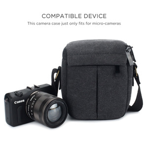 Image 5 - Płócienna torba na aparat skrzynki pokrywa dla dla Olympus OM D E M10 E M5 Mark II III OMD EM10 PEN F E PL9 E PL8 E PL7 E PL6 E P5 E P3