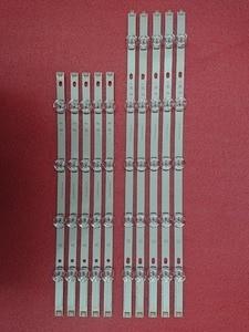 Image 2 - 5 סט = 50 PCS LED backlgith רצועת עבור LG 49LB5500 49LB620V 49lb6200 49lf5100 49LB5520 49LB550V 6916L 1788A 1789A 1944A 1945A