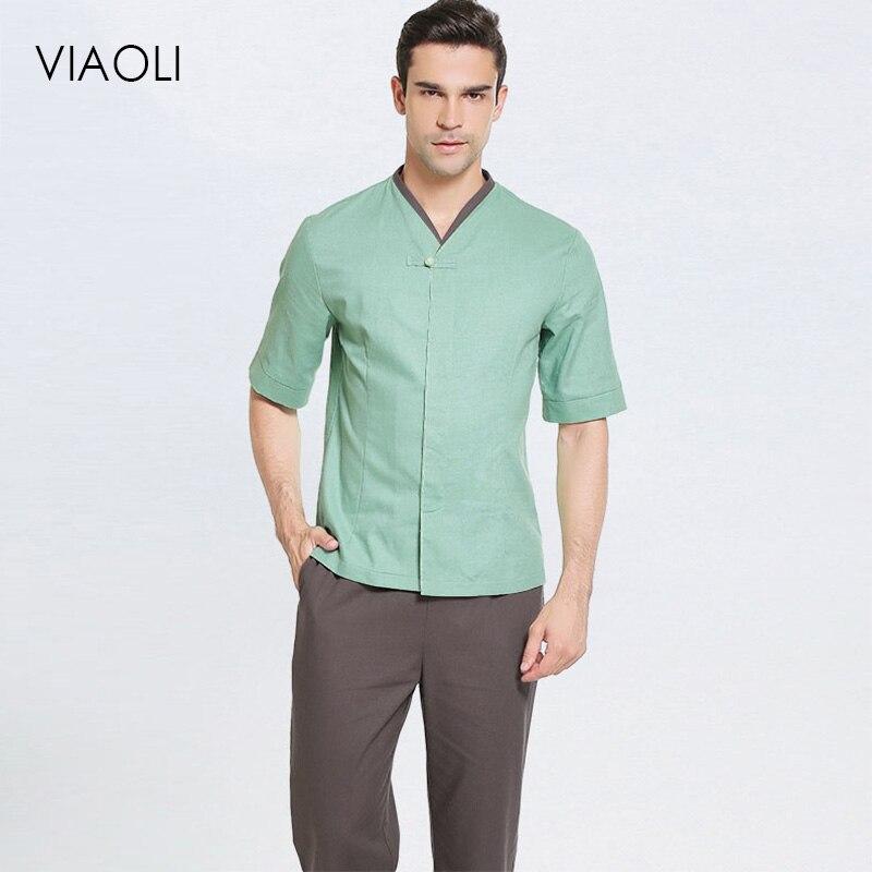 VIAOL Doctor Nurse Surgical Suit Dentist Clinic Medical Uniformst Summer Hospital Short Sleeve Women Work Tops Pants Scrub Sets