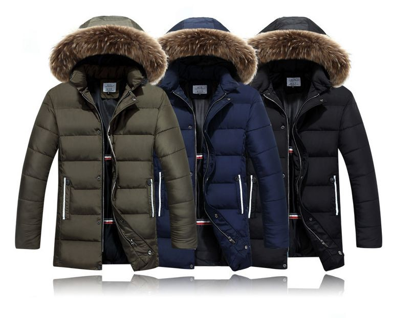 Chaqueta Men Coat Brand 1
