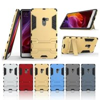 heavy shock-resistant ANTI-shock Kickstand Hybrid Armor Protective Case Cover for MIAOMI MIX