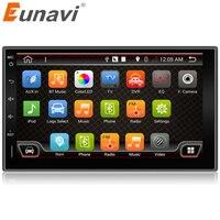 Eunavi 7 In Dash 2 Din 1024 600 Android 6 0 Car Tap PC Tablet 2din