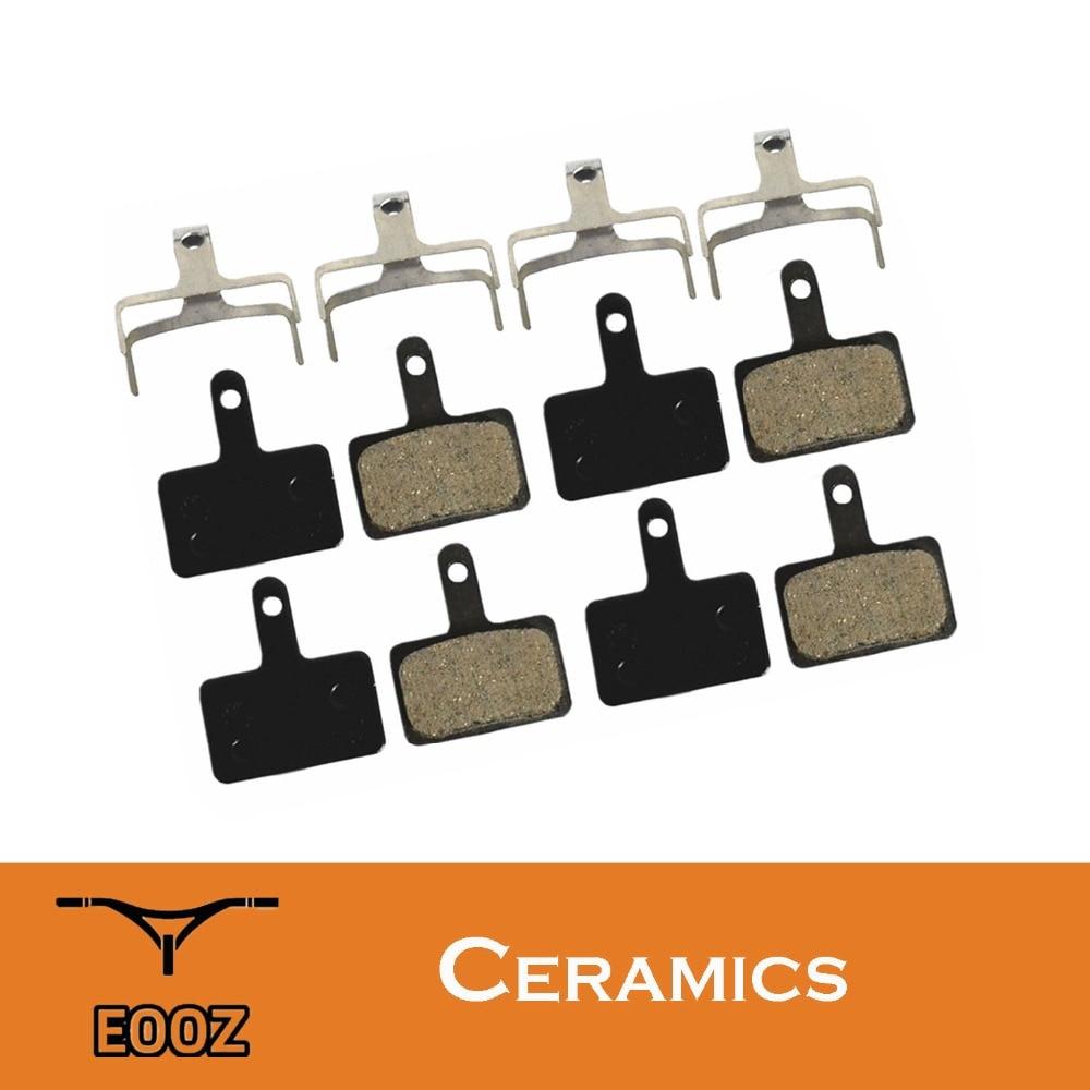 8pcs Pairs Bike MTB Brake IOX 4 Quality Disc High Tektro Pad Parts SOPEDAR