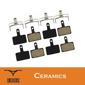 4 Pairs Bicycle Ceramics DISC BRAKE PADS FOR Shimano MT200 M315 M395 M416 M447 M486 M525 M575 Orion Auriga Pro(China)