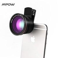Mpow MLens V2 2 In 1 Fish Eye Lens 180 Degree Professional Supreme Fisheye Lens 10X
