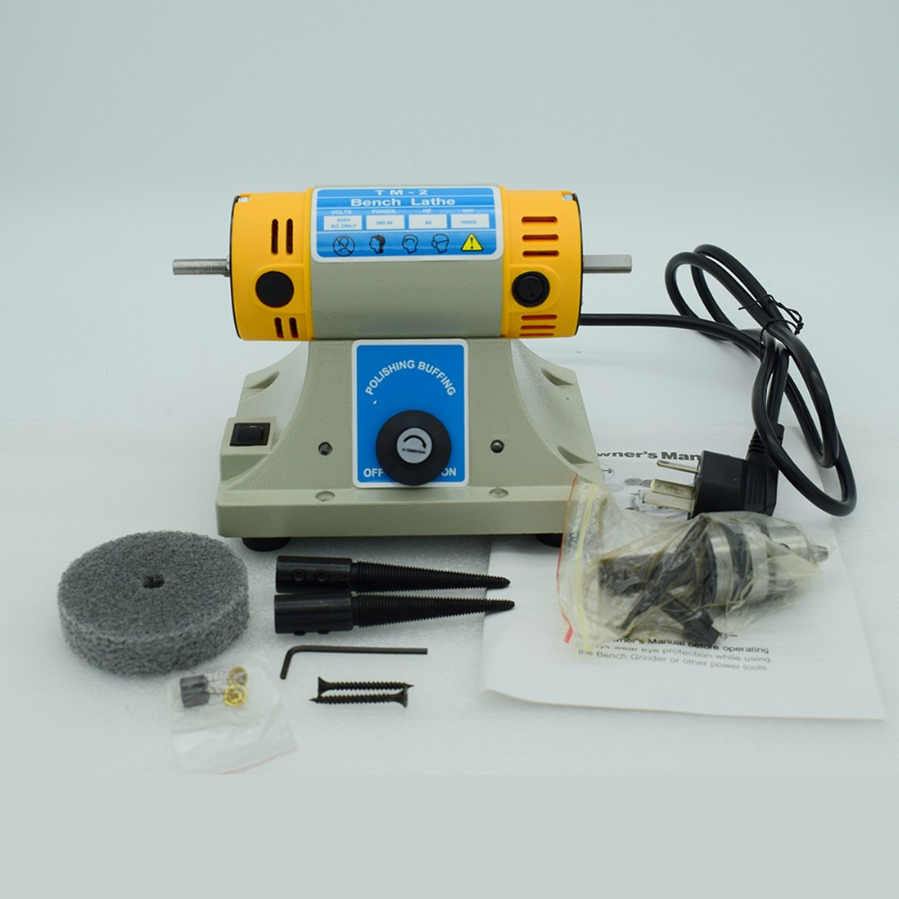 TM 2 Benchs Lathe Polisher Took Kit benchdrill multi use ...
