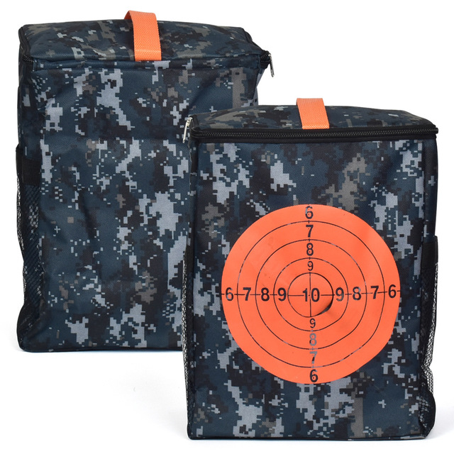 Target Pouch Storage Carry Equipment Bag for Nerf Guns Darts N-strike Elit 801535523