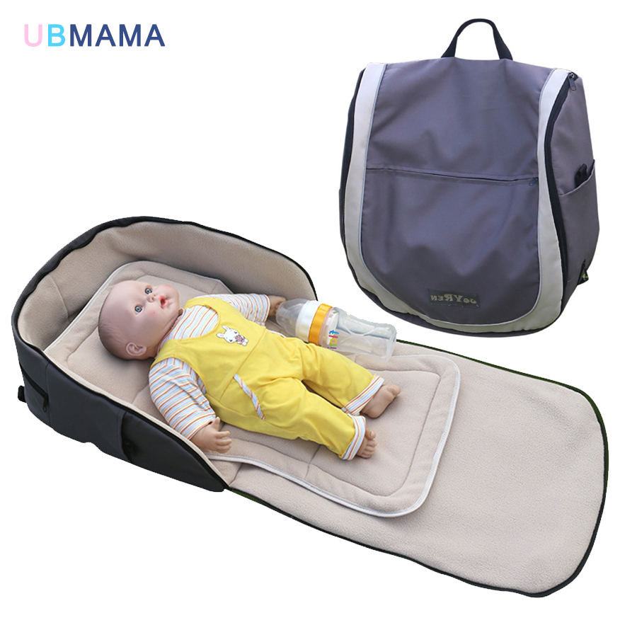 Multi-function portable baby crib travel baby bed changing diapers exquisite mummy pack newborns baby crib foldable bed