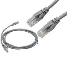 Cinq types de câble réseau cuivre norme anaérobie ligne nationale câble réseau non blindé ligne informatique AXM14