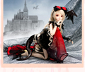 1/4 BJD doll fairyland the rena dooll voiks luts female of Minifee    NO makeup+The spot