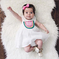 Summer New Baby Clothes Watermelon Printing Dress With Short Pants Bebe Fashion Bodysuit Vestido Infantil Kids Clothes 0-2T