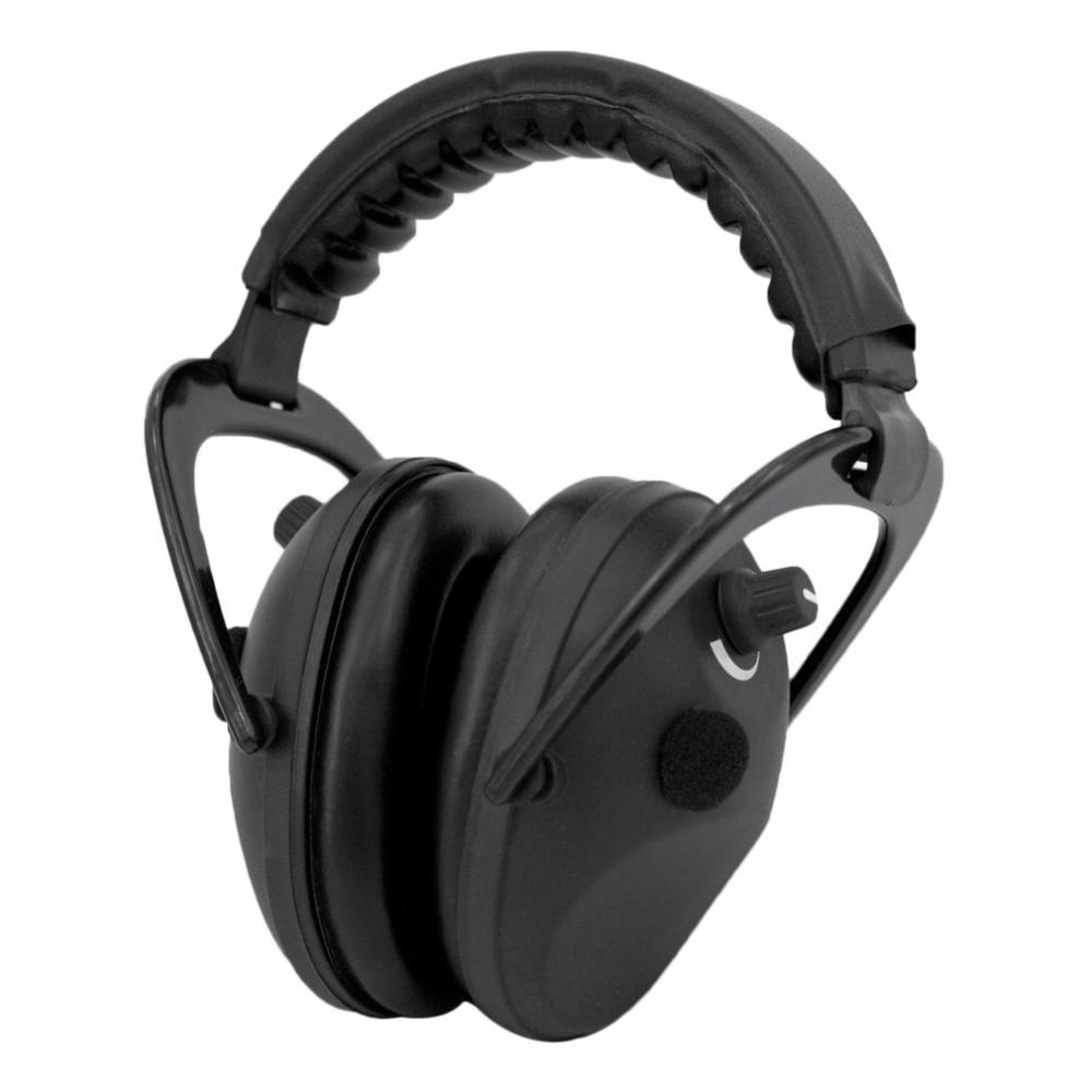 Electronic Ear Hearing Protective Headba