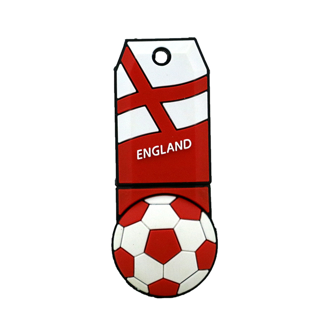 National team Football Soccer usb flash drive  pen drive usb stick
