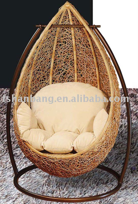 One Person Rattan Swings In Patio Swings From Furniture On Aliexpress.com |  Alibaba Group