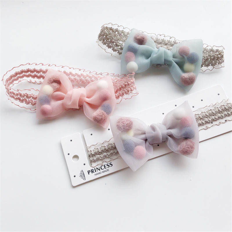 Headband Girls New Fashion Lace Big Bow Hair Band Baby Head Wrap Band Accessories Gift for Girls Bandeau BebeHeadband Girls New Fashion Lace Big Bow Hair Band Baby Head Wrap Band Accessories Gift for Girls Bandeau Bebe