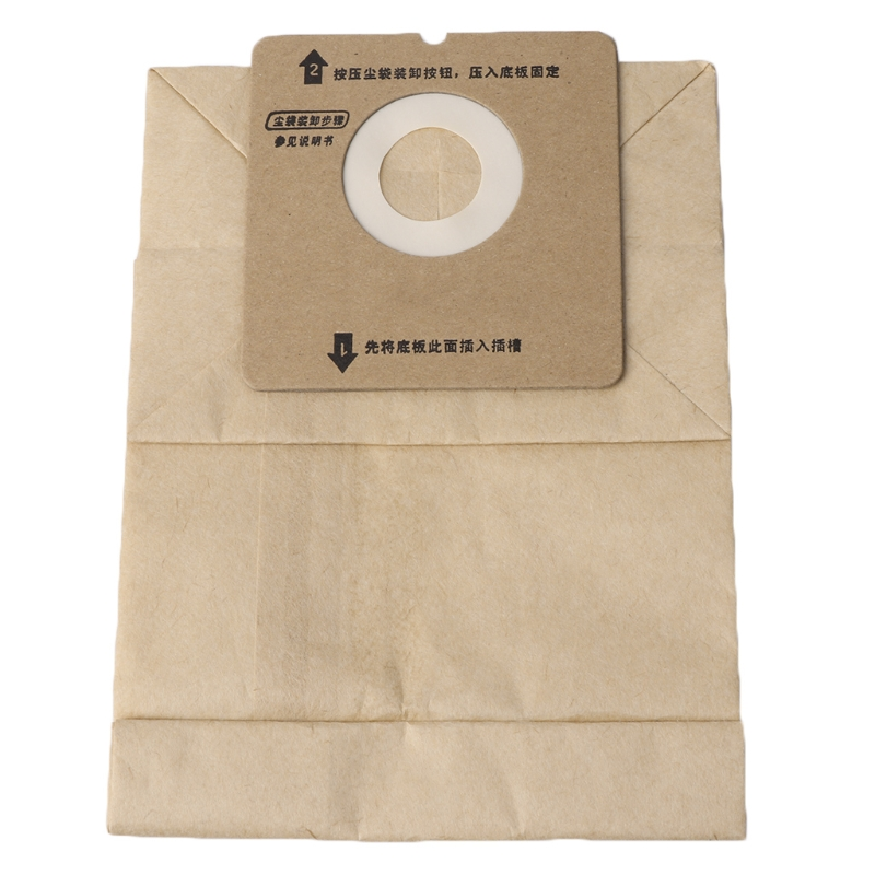 Universal Vacuum Cleaner Bags Paper Dust Bag Replace For Rowenta ZR0049/ZR0007 5 pieces lot vacuum cleaner dust bags paper bag for rowenta zr76 delonghi xtl 145e hoover 1300s etc