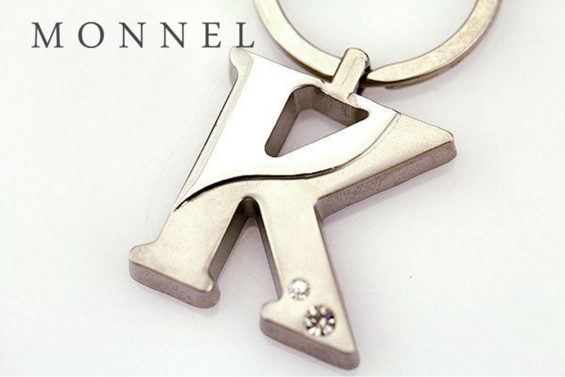 z85b MONNEL Hot Sale Adorable Initial Latin Letter K Metal Keychain-in Key  Chains from Jewelry   Accessories on Aliexpress.com  3b3a25b26