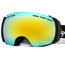 BE NICE professional snowboards high coverage ski goggles snow glasses snowboard goggles anti fog winter glasses SNOW-3500