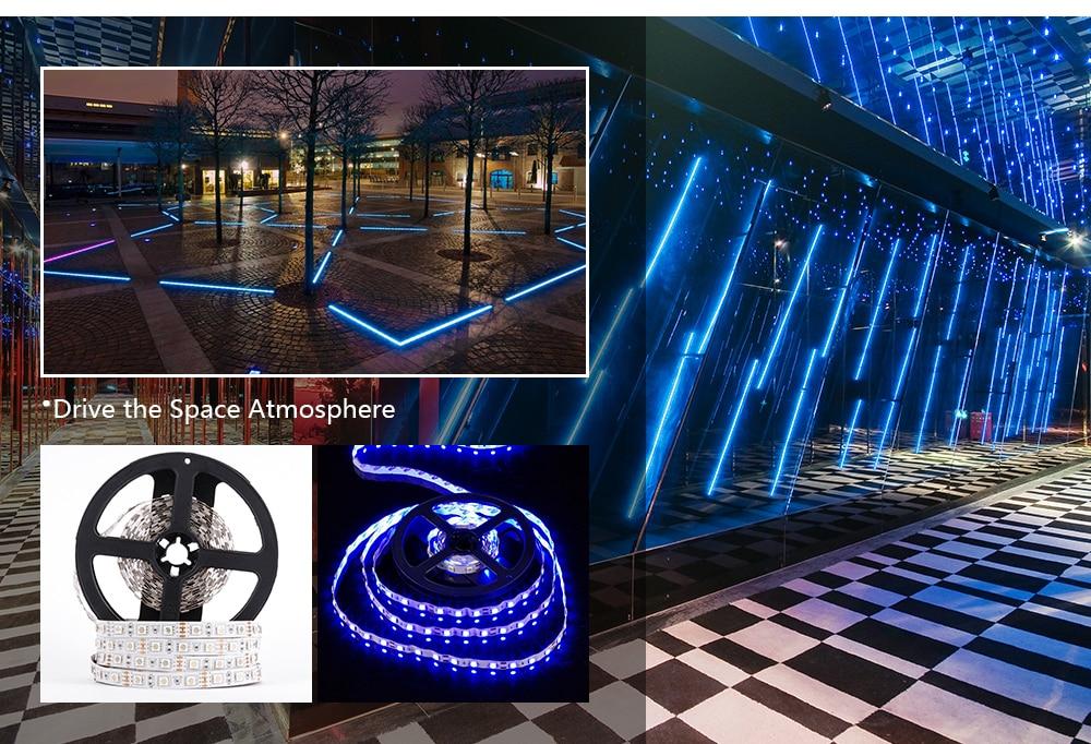 HTB1LdXhbtfvK1RjSszhq6AcGFXas LUCKYLED 5M LED Strip 12v RGB Waterproof 5050 2835 SMD Diode RGB Tape Ribbon Flexible LED Light Strip 60leds/m LED Stripe
